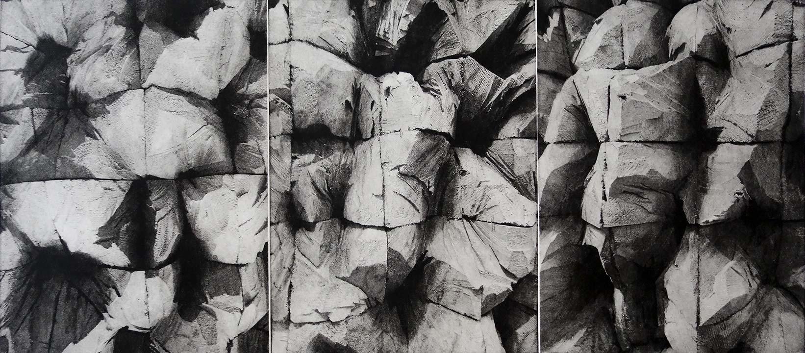 Wood Triptych